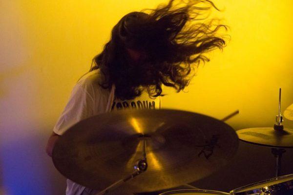 AJ Pantaleo on Drums