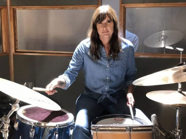 Amy Wood Drummer