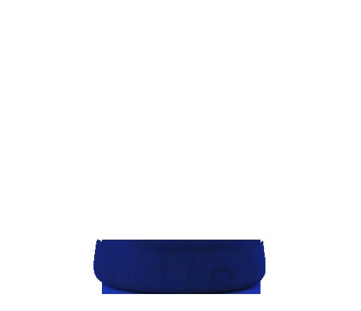Blue Bottom Section