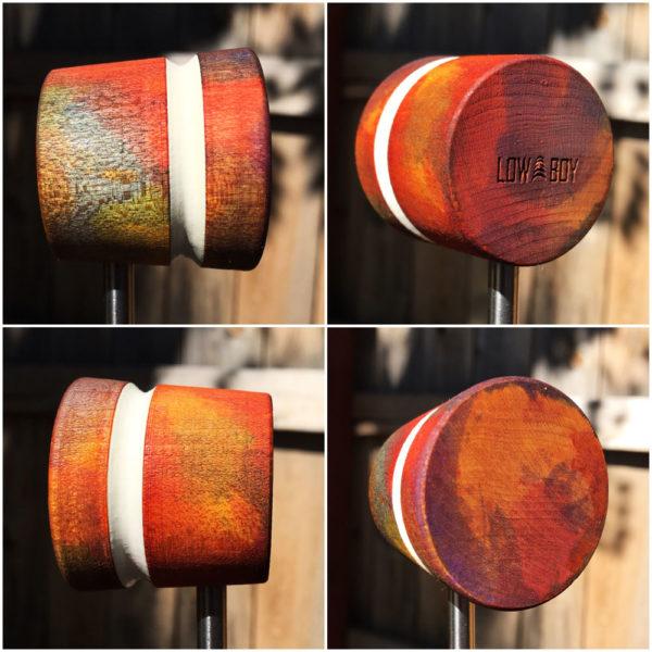 Clean Tramp Wood Bass Drum Beater