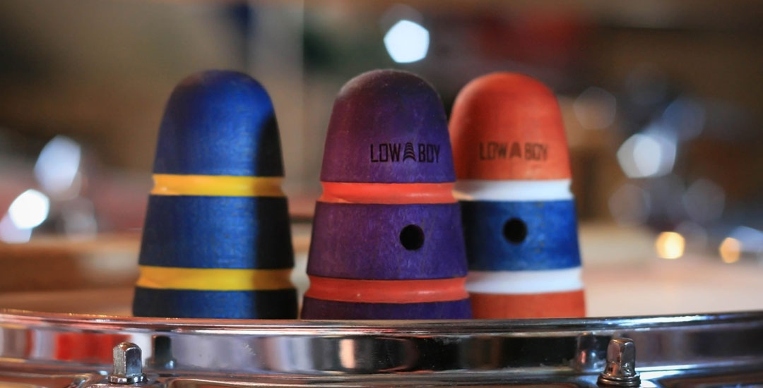 Colorful Custom Bass Drum Beaters
