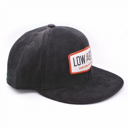 Low Boy Corduroy Hat