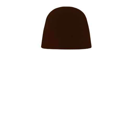 Dark Brown Top Section
