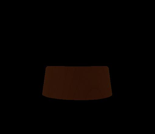 Dark Brown Stain