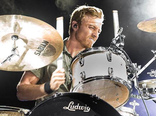 Donnie Marple Drummer