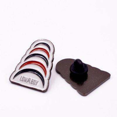 Low Boy Enamel Pin