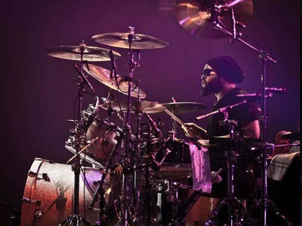 Frank Ferrer Drummer