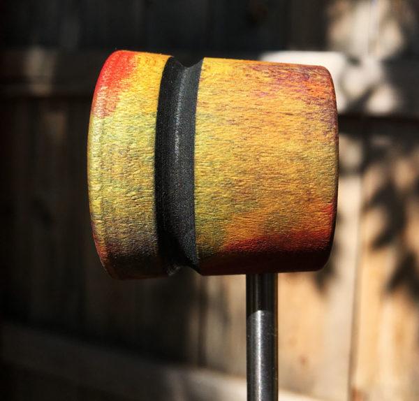 Garden Garden Wood and Leather Bass Drum Beater