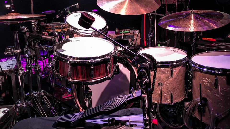 Glenn Kotche Drum Set with Beater