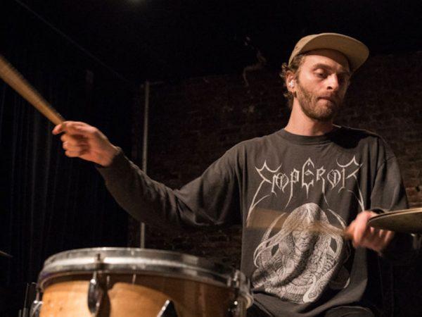 Greg Fox Drummer