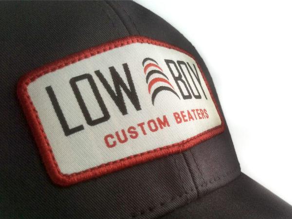Trucker Hat - Low Boy Patch