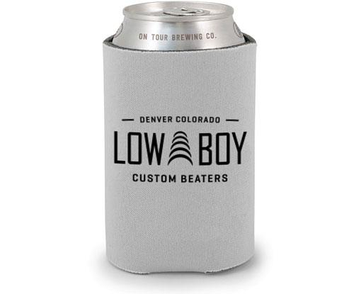 Low Boy Logo Drink Koozie