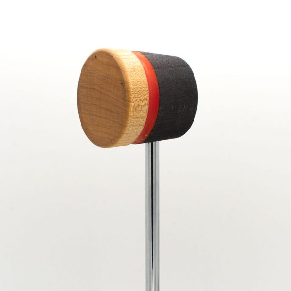 Lightweight, Black/Natural with Red Stripe