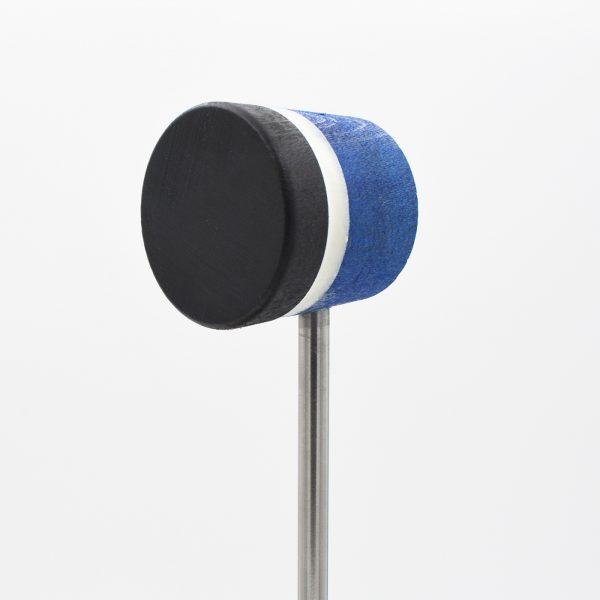 Lightweight, Blue/Black with White Stripe