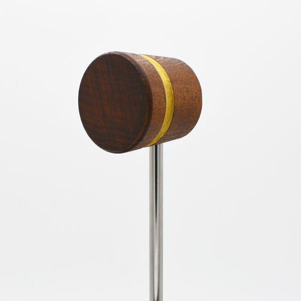 Lightweight, Cinnamon with Gold Stripe