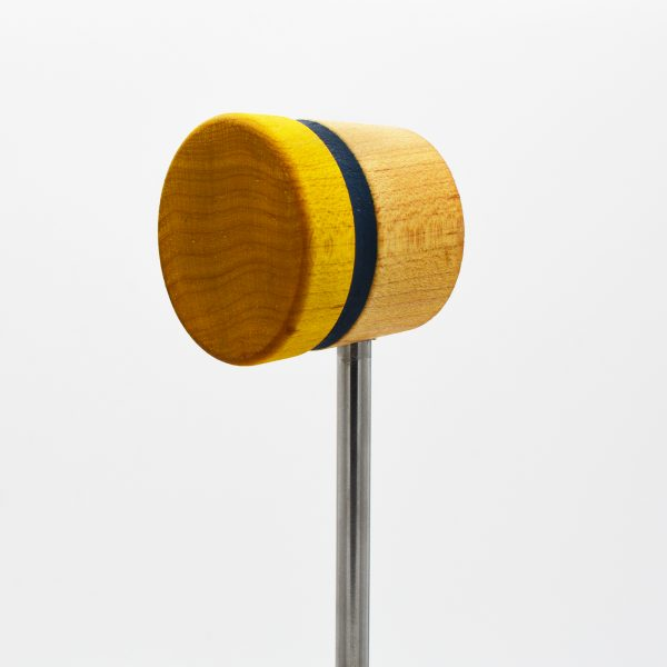 Lightweight, Natural/Yellow with Blue Stripe
