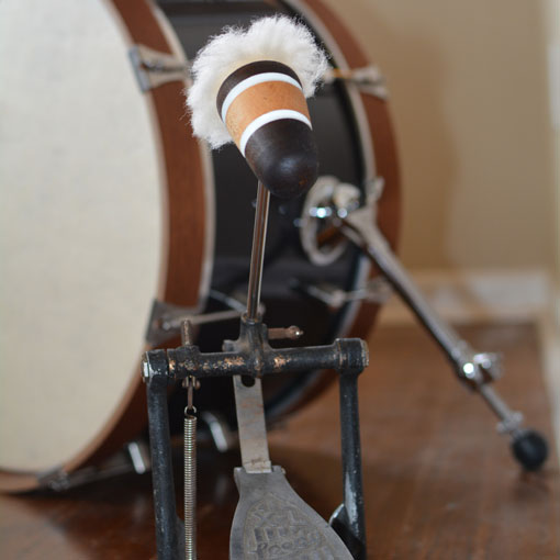 Cork Bass Drum Beater