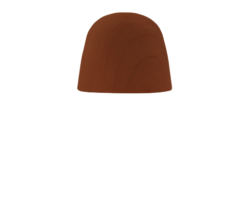 Light Brown Top Section