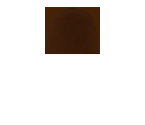 Medium Brown Top Section