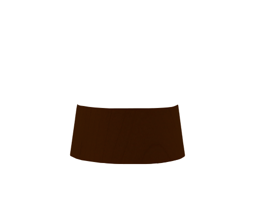 Medium Brown Middle Section