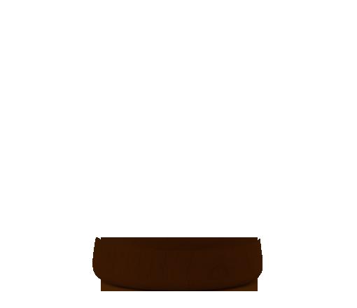 Medium Brown Bottom Section