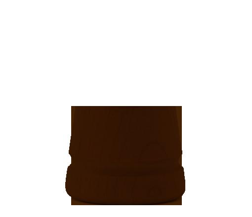 Medium Brown Finish