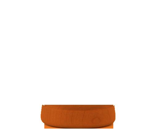 Orange Bottom Section