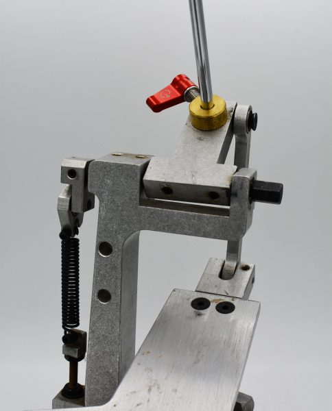 Power Switch on Axis Bass Drum Pedal