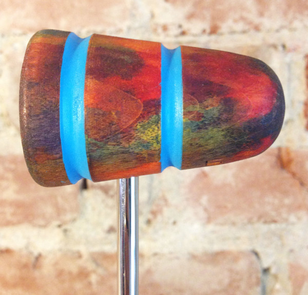Prismatic Room Wood Bass Drum Beater