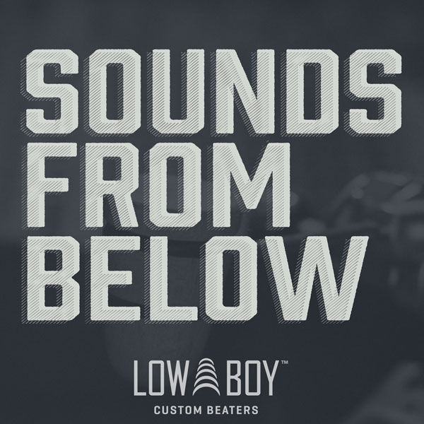 Sounds From Below Drumming Podcast