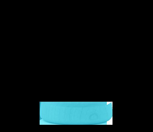 Seafoam Green - Lightweight Bottom
