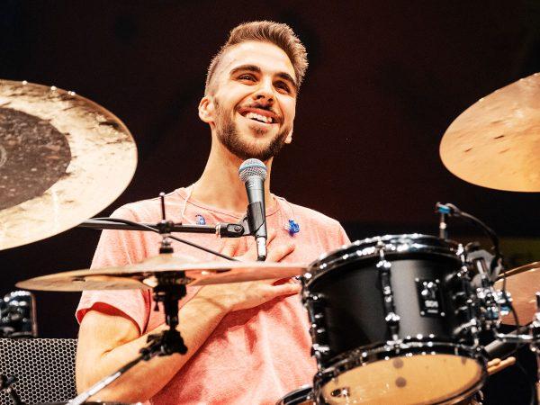 Siros Vaziri Drummer