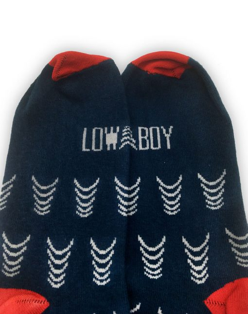Low Boy Socks for Drummers