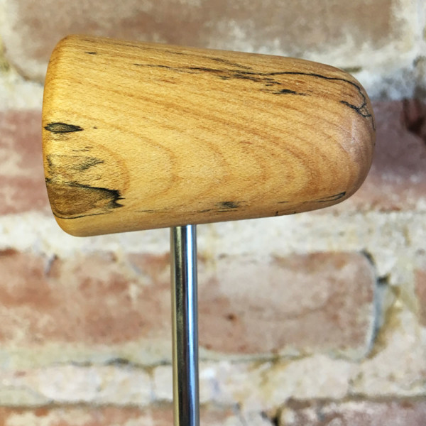 Spalted Maple Bass Drum Beater #15