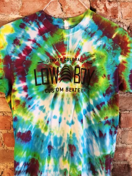 Tie Dye Shirt #3 - Medium