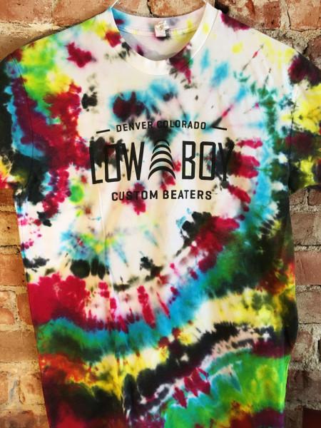 Tie Dye Shirt #5 - Medium