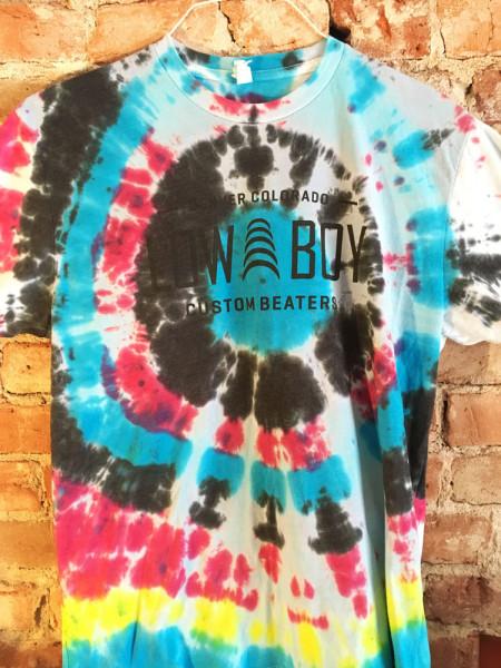 Tie Dye Shirt #6 - Large