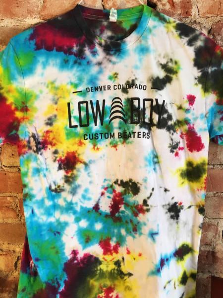 Tie Dye Shirt #7 - Large