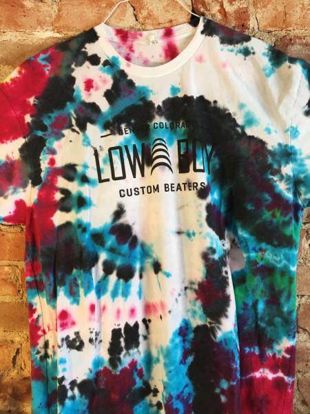 Tie Dye Shirt #10 - XXL
