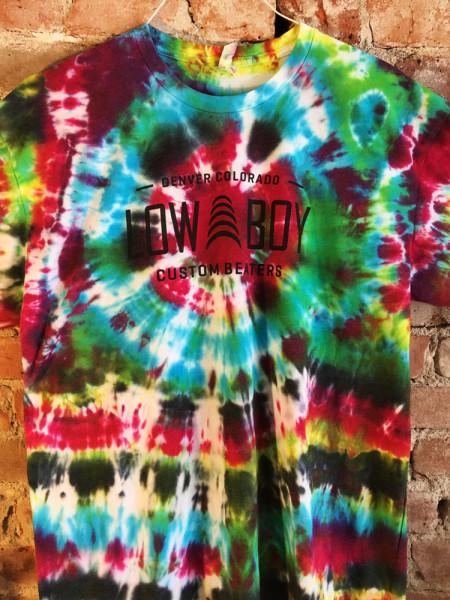 Tie Dye Shirt #11 - XXL