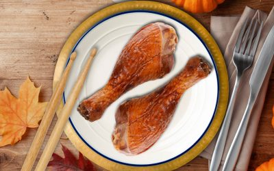 Why Are Turkey Legs Called Drumsticks?
