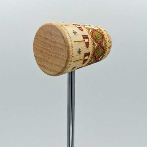 Ugly Sweater Bass Drum Beater