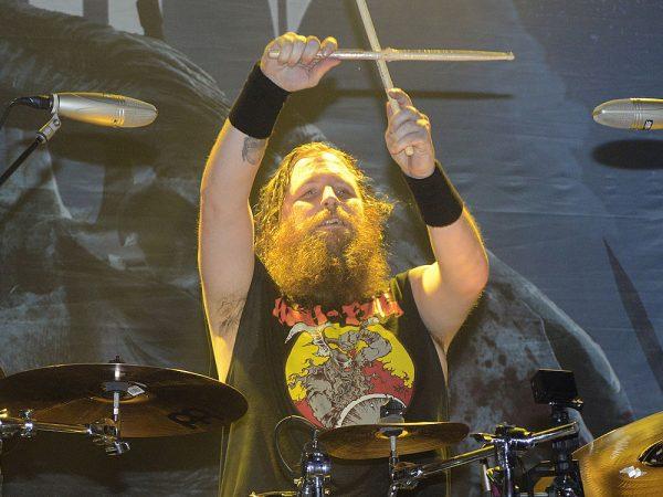 Will Carroll Drummer