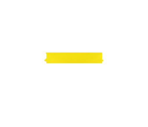 Yellow Top Stripe